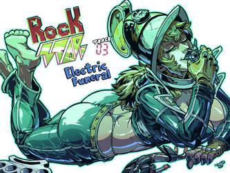 RockStar - Cover 3 by zsabreuser