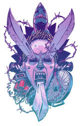 Machine Head by zsabreuser