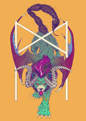 Rune: M for Manticore by zsabreuser