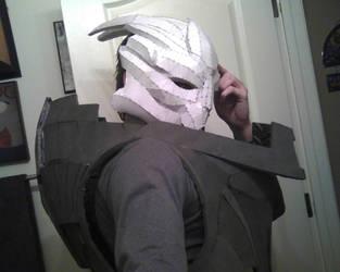 Garrus armor pt. 3 by UnleashedHearts