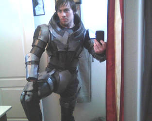 Garrus armor pt. 9 by UnleashedHearts
