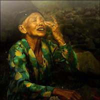 Mbah Wongso by Jayantara