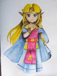 Princess zelda by xxchelsea19981
