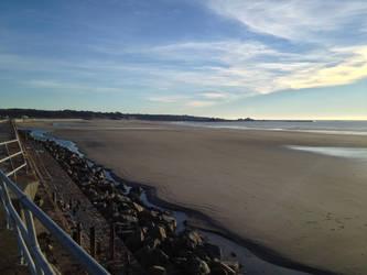 Seaside West of Jersey, near St. Ouen by CJ-Jackson