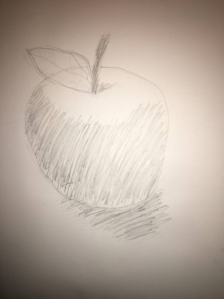 An Apple by CJ-Jackson