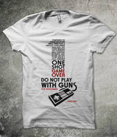 Do not play with Guns - S6 by edgarbaptista