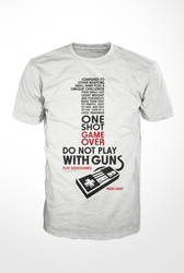 Dont play with Guns 66Thieves by edgarbaptista