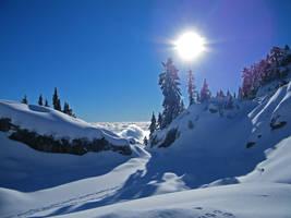 A Cold Sun by Westcoastspirits