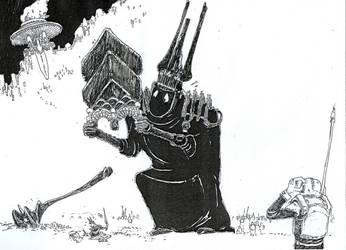 Peculiar individuals - Morgoth by TheGreatMC