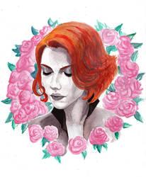 Widow by Tsailanza