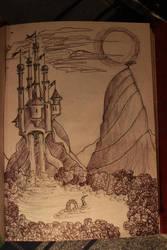 The Castle by Tsailanza