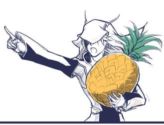 Pineapple by Riechstag