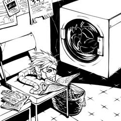 Machine wash only by Riechstag