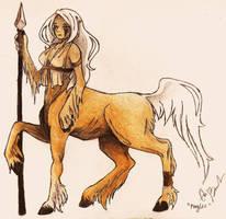 The Centaur by rocknro8907