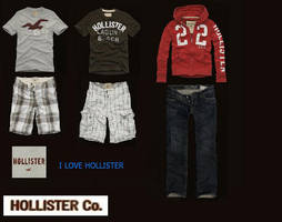 I LOVE HOLLISTER by Aric414