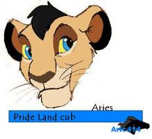 Im a pride lander by Aric414