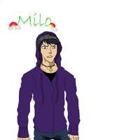 Milo-chun by Aric414