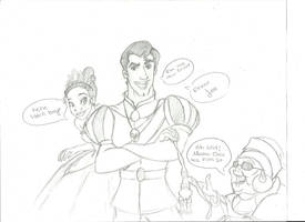 RE: THE NEW PRINCE by Aric414