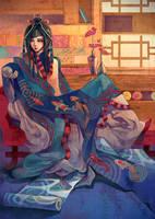 Silk by gtako