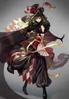 Sorcerer by gtako