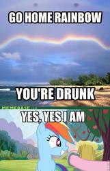 Rainbow Dash 2 by daddius