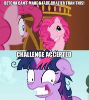 Pinkie Pie and Twilight Sparkle by daddius