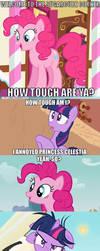 Pinkie Pie and Twilight Sparkle 2 by daddius