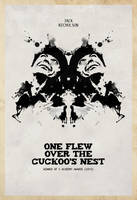 One flew over the cuckoos nest by edgarascensao