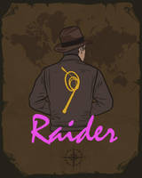 Raider by edgarascensao