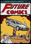 Future Comics #1 by edgarascensao
