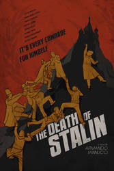 The Death of Stalin by edgarascensao