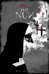 THE NUN (2018) by edgarascensao