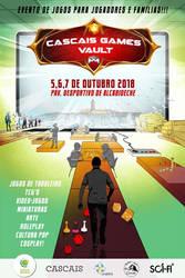 Cascais Games Vault 2018 by edgarascensao