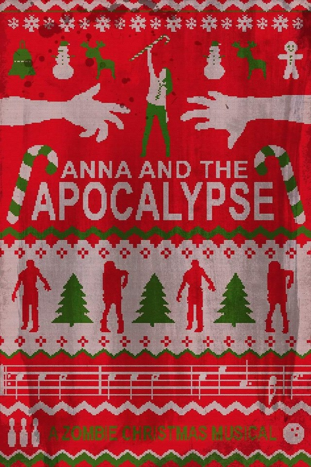 ANNA AND THE APOCALYPSE (2018) by edgarascensao