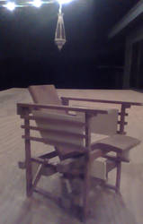Rietveld chair study by Son-of-Sutton