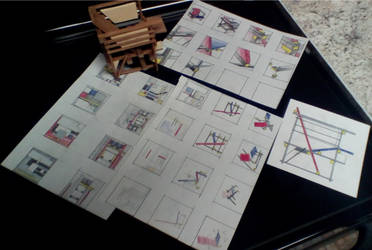 Rietveld chair study FULL by Son-of-Sutton