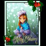 Kiyomi: Merry Christmas 2013 by KimiK-A