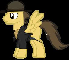 Deputy Callahan by IllusiveElusive