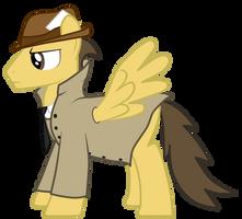 Detective Callahan by IllusiveElusive