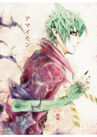 Amaimon by An7Dash