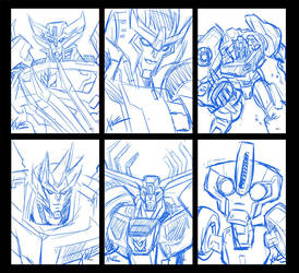 TFRID 2015 Speed Sketches by neurowing