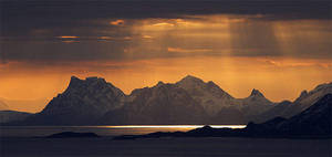 Lofoten in Norway by SverreHj
