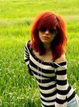 red hair by Louiizonn