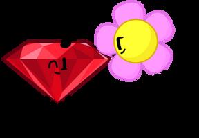 You're a good Ruby. *pat pat* by GlazeSugarNavalBlock