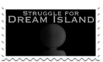 Struggle for Dream Island Stamp by GlazeSugarNavalBlock