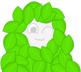 ''I make a good impersonation of Leafy, don't I?'' by GlazeSugarNavalBlock