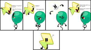 Electricity vs Balloons by GlazeSugarNavalBlock
