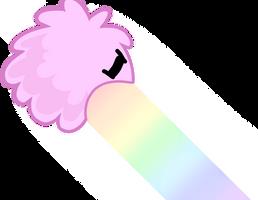 TASTE THE RAINBOW MOTHERPUFFER by GlazeSugarNavalBlock