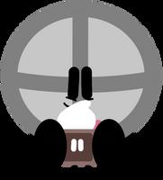 Sketchy, A Hardcore Cake Fan by GlazeSugarNavalBlock