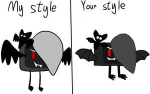 Vampire Cake in my Style by GlazeSugarNavalBlock